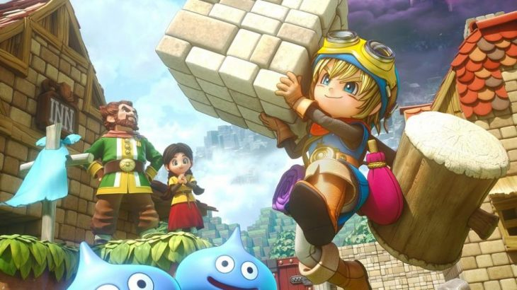Dragon Quest Builders channels Minecraft into something greater