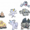 All the Alolan forms - confirmed AND leaked - are of first-generation Pokemon