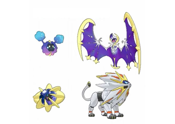 Are those legendary pre-evolutions