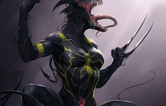'Venom Madness' Strikes the Marvel Universe in March