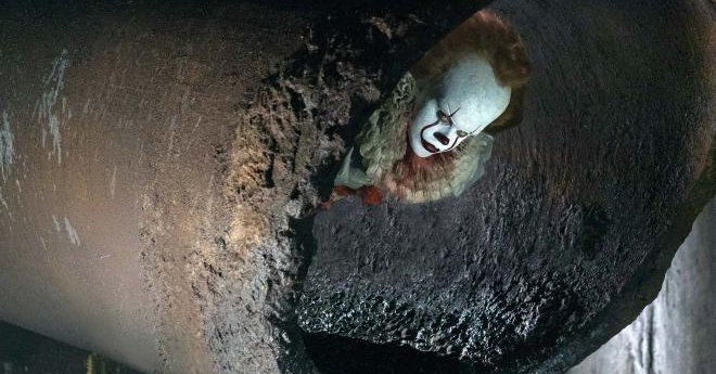 "New Image From Stephen King's ""It"" Movie Is Incredibly Creepy"