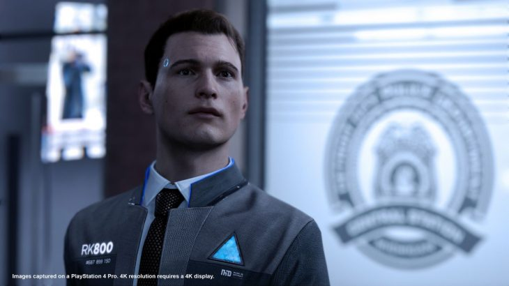 Connor in Detroit: Become Human