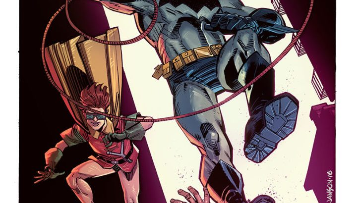 Dark Knight III: The Master Race Extends to 9 Issues