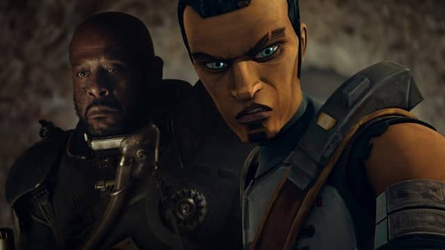 Rebels Adds Rogue One and Clone Wars' Saw Gerrera