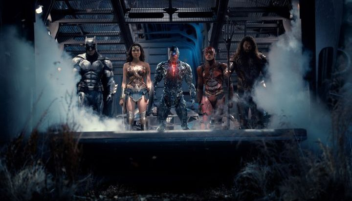 Justice League Movie: New Team Photo Released