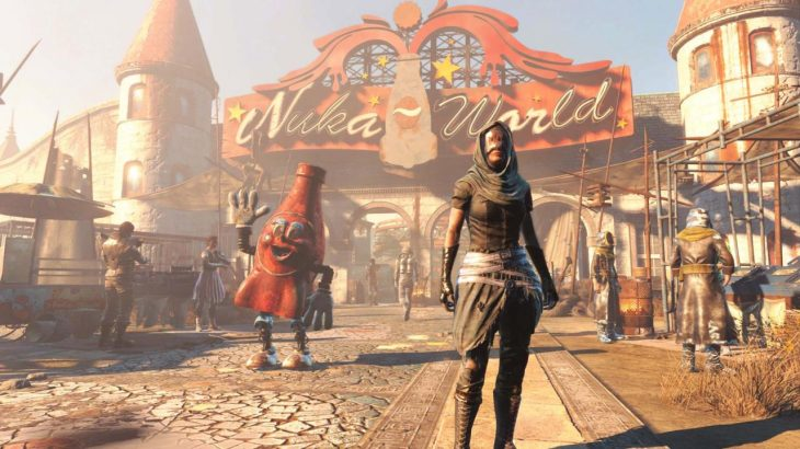 Fallout 4 Surpasses Skyrim To Become Bethesda's Most Successful Game Ever